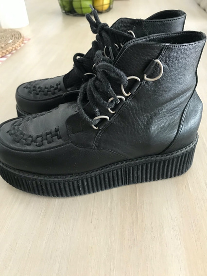 Zapatos Creepers Complot