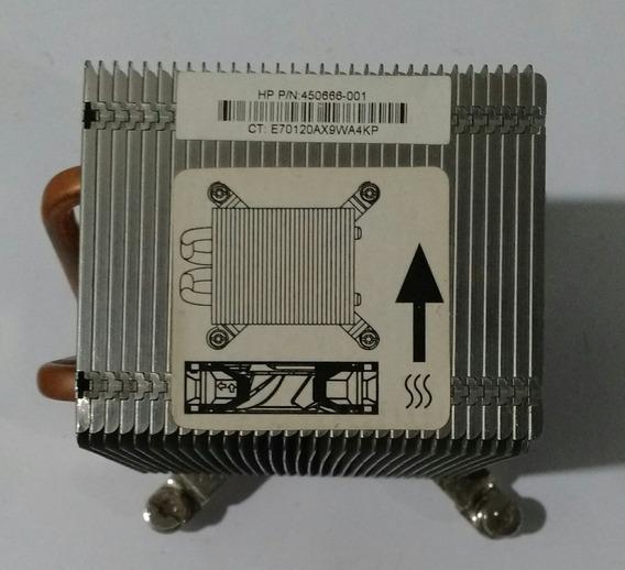 Dissipador Hp Compaq P/n: 450666-001