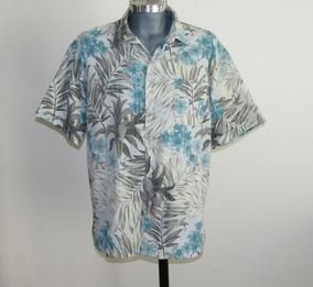 Van Heusen Padrisima Camisa Hawaiiana Talla Xl