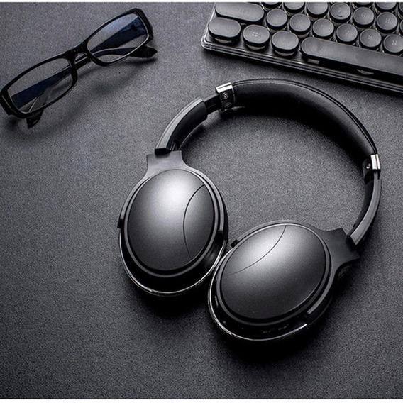 Fone De Ouvido Bluetooth Tourya Hz08 Bluetooth 4.2 Dobrável Ajustável