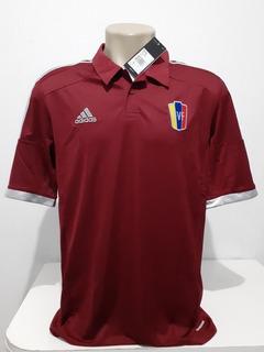 Camisa Venezuela Original 2014 2015 Vinho Home Torcedor