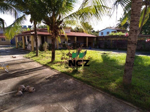 Casa À Venda Com  2 Dormitórios (1 Suíte), Por R$ 300.000,00 Em  Abrantes, - Ca3359