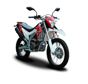 Enduro 300 Gxr Guerrero No Xr250