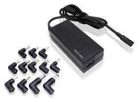 Carregador Notebook Compacto 65w Automatico 12 Conectores Mu