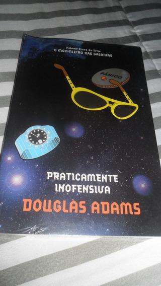 Praticamente Inofensiva - Douglas Adams Vol. 5 Mochileiros