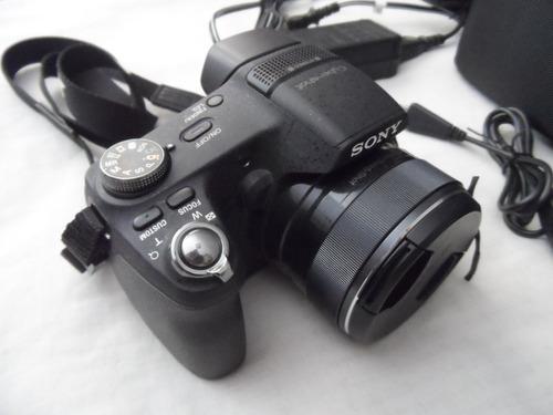 Maquina Digital Sony Dsc-hx100v  16.2mp/30x Zoom/gps/16gb