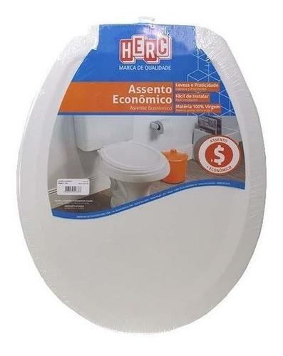 Tampa Assento Vaso Sanitário Herc Universal Tipo Deca Celite
