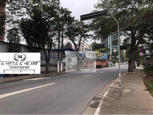 1.400 M² De Terreno Na Rua Catequese, Bairro Jardim, Santo André. Ótima Topografia. - Te0033