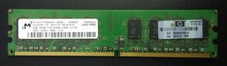 Memoria Ram Micron 2gb Ddr2 Pc2-6400u 800mhz 240 Pines P/pc