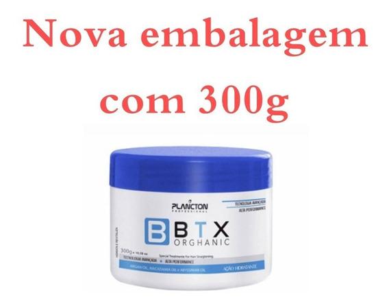 Plancton Btx Orghanic Sem Formol 250g - Produto Em Estoque