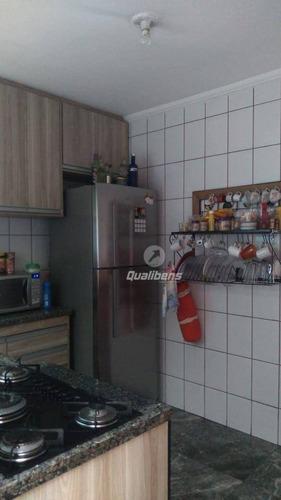 Imagem 1 de 11 de Sobrado Com 4 Dormitórios À Venda, 125 M² Por R$ 380.000,00 - Jardim Pilar - Mauá/sp - So0162