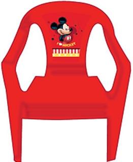 Silla Plastica Mickey