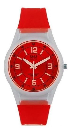 Relógio Q&q By Japan Feminino Vq50j009y C/ Garantia E Nf