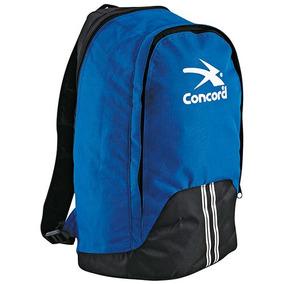 Mochila Escolar Concord Niño 43x27x15 Azul N71072 Dtt