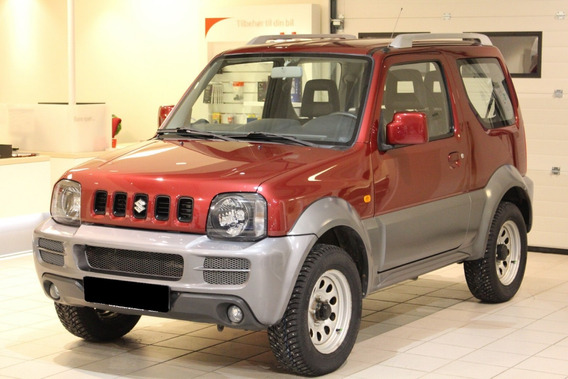 Suzuki Jimny 1,3 4x4 2008