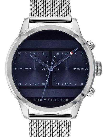 Reloj Tommy Para Caballero Modelo: 1791596 Envio Gratis