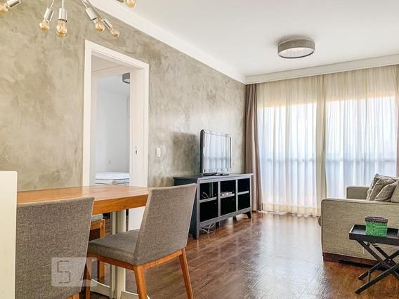 Apartamento Para Aluguel - Bosque, 1 Quarto, 48 - 893053765