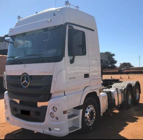 Mercedes-benz Actros 2651