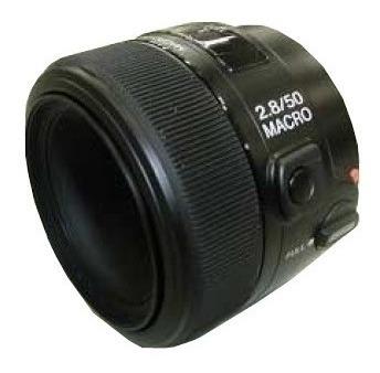 Manual P/ Desmontagem E Reparos Lente Sony Af50mm F2.8macro