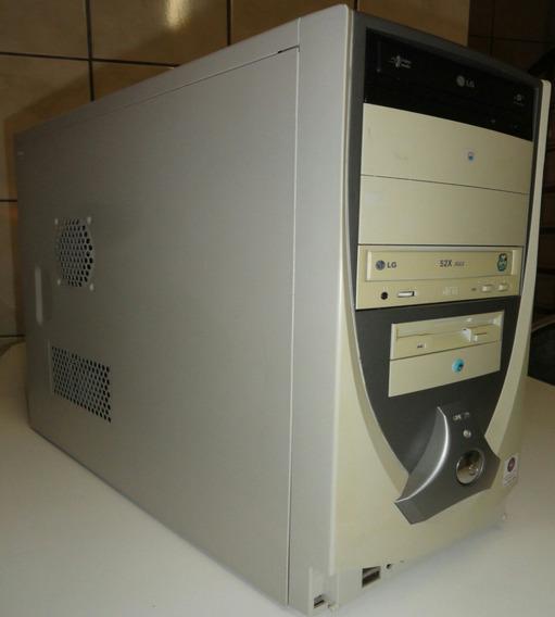 Cpu Amd Sempron 3000+ Pcchips A31g Ide 40gb 2gb-ddr1 Dvd-rw