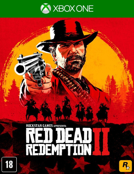 Red Ded 2 +1 Brinde Xbox One