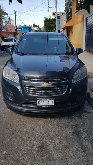 Chevrolet Trax 2016, Ahorradora, 1.8l, Equipada, Electrica