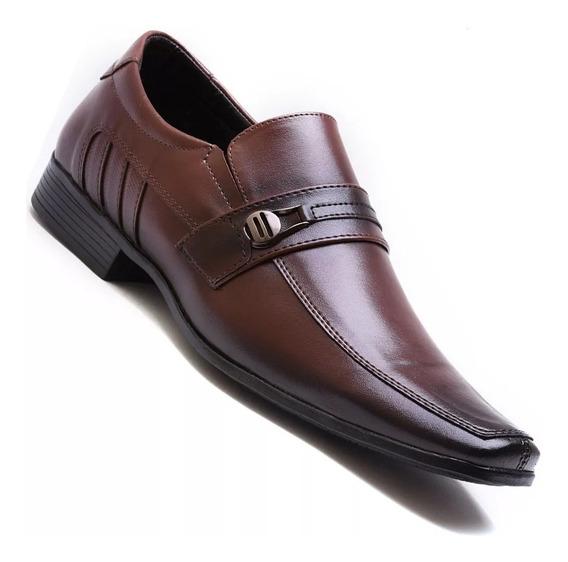 Sapato Masculino Social Casual Confortavel Bertelli 70063