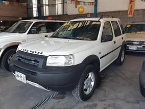 Land Rover Freelander V6 Piel Qc At