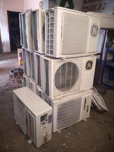 Imagen 1 de 1 de Condensador 1 Tonelada 220v Frío/calor R-22