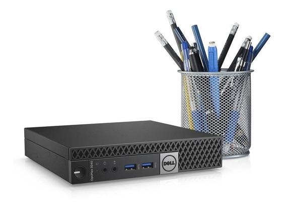 Optiplex 3040m, I5 6º Geração Intel, 8gb, Hd Tb 1tb, Fonte