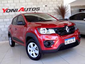 Renault Kwid 1.0 66cv Zen -u-n-i-c-o-* Igual A Okm* -permuto