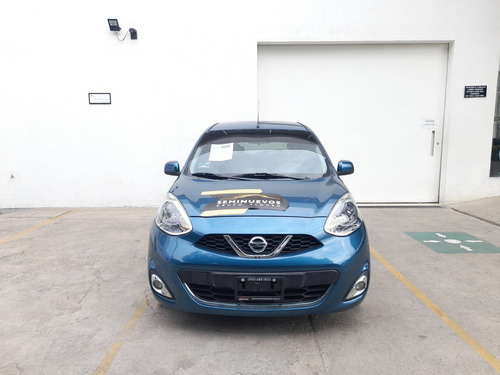 Imagen 1 de 10 de Nissan March 2016 1.6 Advance Mt