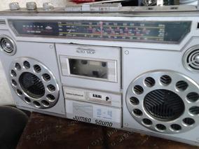 Radio Cassete Stereo Artigo Para Decoração .