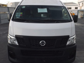Nissan Urvan 2.5 Panel Amplia Pack Seguridad Mt