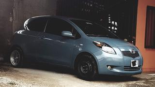 Toyota Yaris Hatcback