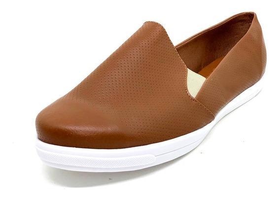 Sapatos Femininos Slipper Slip On Tamanho Especial Dani K