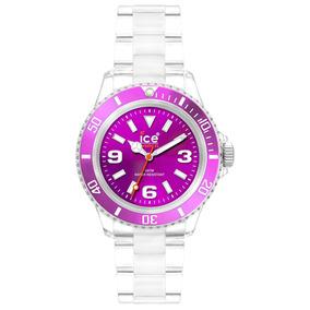 Relógio Chromatic Roxo Medio Médio Caixa 43 Mm Ice-watch