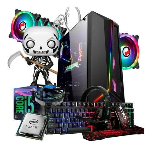 Pc Gamer Armada Intel I3 9na Gen 8gb Ram 1tb Teclado Mouse