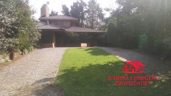 Casa En Alquiler Amoblada En Country Club Miraflores