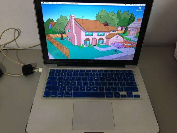 Macbook A1278 Upgrade 8gb+2 Ssd 120 Raid0=240gb