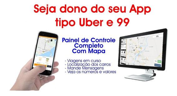 Aplicativo De Mobilidade Urbana, Tipo Uber, 99 (ativação)