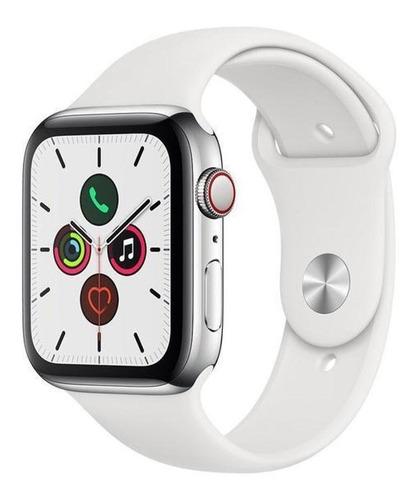 Apple Watch Serie 5 44mm Original 1 Ano Garantia Apple Lacra