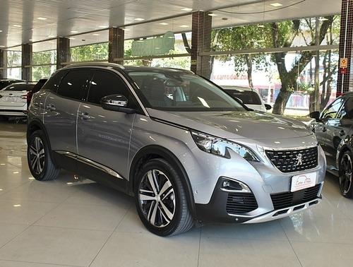 Imagem 1 de 6 de Peugeot 3008 1.6 Griffe Pack 4p Gasolina Aut