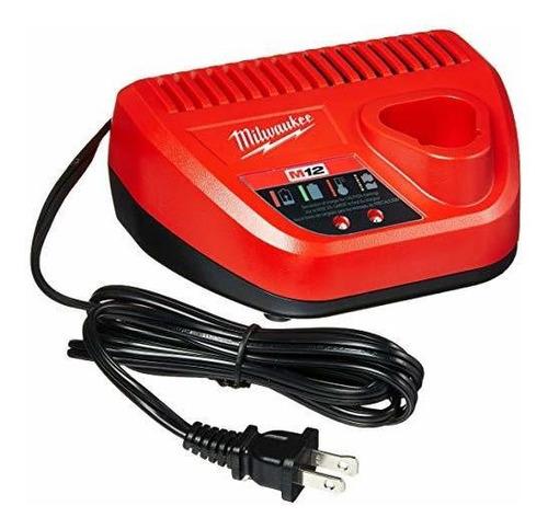Milwaukee 48-59-2401 M12 Cargador De Bateria