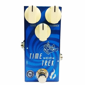 Pedal Delay Time Trek Mini - Fire Custom Shop