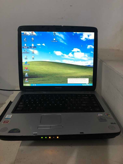 Note Toshiba / Windows Xp / Funcionando : Completo