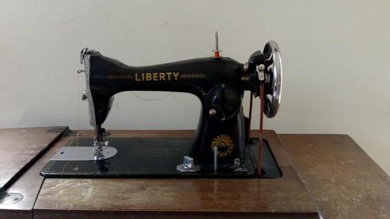 Maquina De Coser Liberty Zig Zag Manual - Noticias Máquina