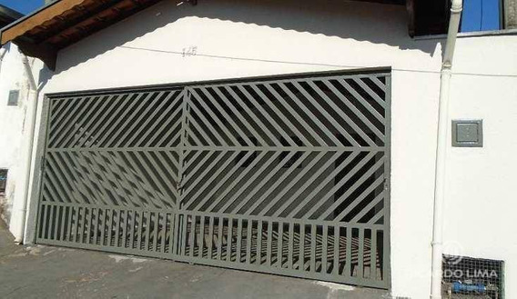 Casa Com 3 Dormitórios Para Alugar, 81 M² Por R$ 1.200/mês - Piracicamirim - Piracicaba/sp - Ca1143