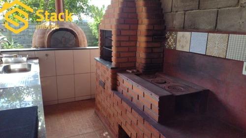 Imagem 1 de 30 de Casa Residencial Em Louveira - Sp, Parque Dos Sabias - Ca01788