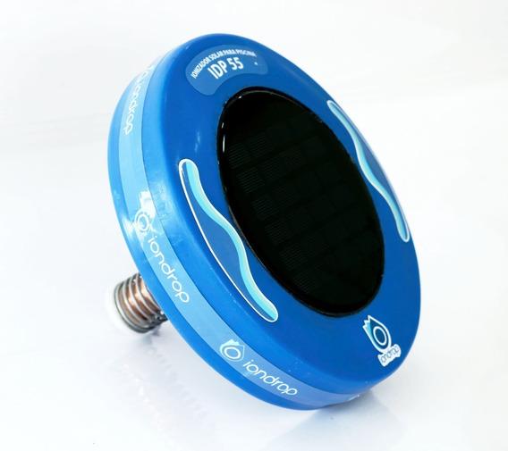 Ionizador Solar Para Piscina De Até 55 M³ C/ Refil
